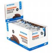 Myprotein Bolachas Proteicas - 12 x 75g - Chocolate Branco & Amendôa