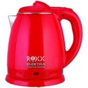 Roxx 5504 Electric Kettle(1.5 L, Red)
