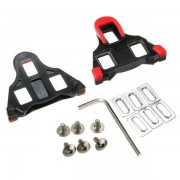 Meco Road Bike Cycling Self-locking Pedal Cleats Set For Shimano SM-SH11 SPD-SL