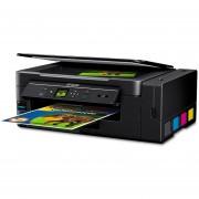 Impresora De Inyección De Tinta Epson Ecotank L495-Color