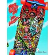 The Skateboard Art of Jim Phillips, Paperback