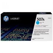 HP 507A cyan LaserJet-tonerkassett, original