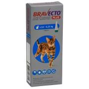 BRAVECTO Plus Spot on Cat 250mg 2.8-6.25kg x 1 pipeta MSD