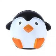 Rrimin Jumbo Squishy Emulation Penguin Kids Cartoon Gifts Slow Rising Toys (Penguin01 1PC)