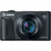 Canon Powershot SX740 HS Appareils Photo Compacts - Noir