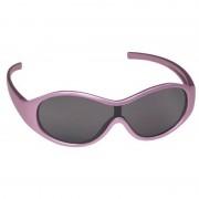 Ochelari de soare racer rama roz si banda neopren My First Shades