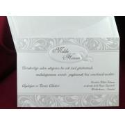invitatii nunta cod 5405