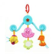 Carusel muzical pentru copii animale marine Winfun