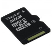 Micro SD Kingston 32GB class4- SDC4/32GB