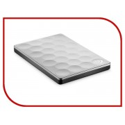 Жесткий диск Seagate Backup Plus Ultra Slim 1Tb Platinum STEH1000200
