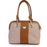 Shoetopia Shoulder Bag(Brown)