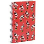 Karactermania Minnie Mouse- Cheerful Bloc de Notas, Color Rojo