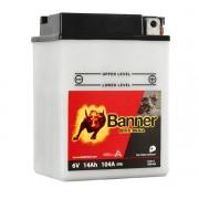 Banner B38-6A Bike Bull motorkerékpár akkumulátor - 01314