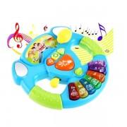 Jucarie Interactiva Volan pentru Copii Steering Wheel 868