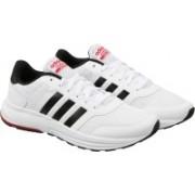 ADIDAS NEO CLOUDFOAM SATURN Sneakers For Men(White, Black)