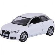 Kinsmart Die-Cast Metal 2010 Audi A1 (White)