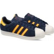 ADIDAS ORIGINALS SUPERSTAR Sneakers For Men(Blue)