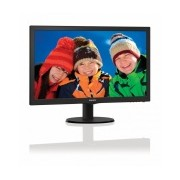 Monitor Philips 223V5LHSB LED 21.5'', FullHD, Widescreen, HDMI, Negro