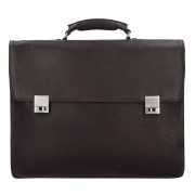 Harold's Country Maletín L 41 cm compartimento Laptop marrón