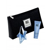 Thierry Mugler Angel 25ml Apă De Parfum + 50ml Loțiune de corp + Trousse I Set
