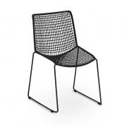 Weishäupl Slope Stuhl schwarz schwarz
