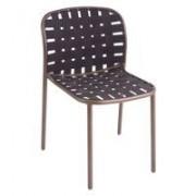 Emu Yard Chair tuinstoel brown/brown