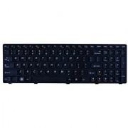 Replacement for Lenovo IdeaPad Z570 V570 B570 B570A B570G B575 V570C Series Laptop Keyboard Black Keys Black Frame