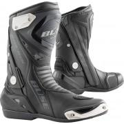 Büse GP Race Tech Motorcycle Boots Black 39