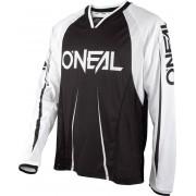 Oneal Element FR Blocker Bicicleta Jersey Negro/Blanco L