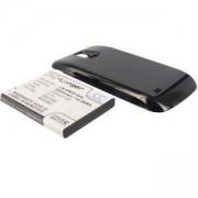 Батерия за телефон Samsung Galaxy S4 mini, GT-i9190 Extended Battery с Черен калъф 3,7V 3800 mAh, Cameron Sino, CS-SMI919HL