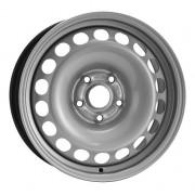 ALCAR STAHLRAD 9922 Silver CB57 5/112 16x6.5 ET33