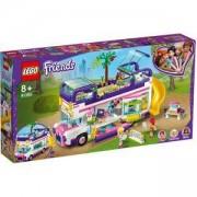 Конструктор ЛЕГО ФРЕНДС - Автобус на приятелството, LEGO Friends 41395