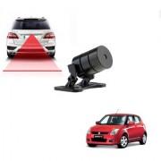 Auto Addict Car Styling Anti Collision Safety Line Led Laser Fog Lamp Brake Lamp Running Tail Light-12V Cars For Maruti Suzuki Old Swift