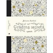 Agenda antistres - Gradina secreta/Johanna Basford