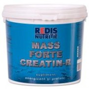 Mass forte creatin-r cu aroma de ciocolata 1kg REDIS