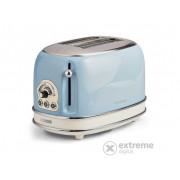Prajitor paine Ariete 155.BL Vintage 2 felii, albastru pastel