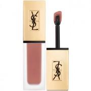 Yves Saint Laurent Tatouage Couture Ultramattierender Flüssiglippenstift Farbton 07 Nu Interdit - Medium Nude 6 ml
