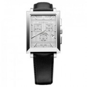 Burberry Heritage Collection Chronograph Leather Band Gents BU1327