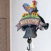 Clopotel intrare usa din fonta