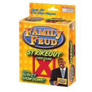 Family Feud Strike Out Card Game: Endless Games