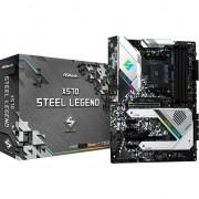 Placa de baza ASRock X570 Steel Legend, Socket AM4