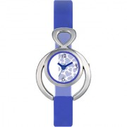 The Shopoholic Designer Blue Stylish Heart Dial Awesome Analog Watches For Women-Girls Watches
