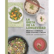 La Dieta de la Longevidad / The Longevity Diet, Hardcover