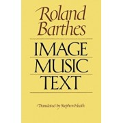 Image-Music-Text, Paperback/Roland Barthes