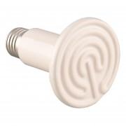 100W 220V Cerámica de calor Calentador de cría de reptiles del emisor de luz de la bombilla de luz clueca