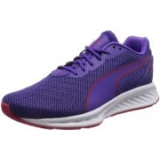 Puma Ignite Running Shoes Training & Gym Shoes For Men(Purple)