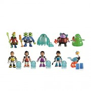 Miles from Tomorrow Action Figure - 5 Pack Figures and Friends (Assorted Characters)