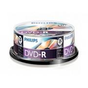 Philips DVD-R * 25 Cake Box Printable írható DVD
