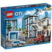 Set de constructie LEGO City Sectie de Politie
