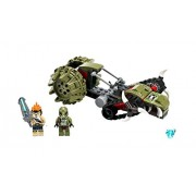 Lego Legends of Chima Crawley's Claw Ripper Building Set